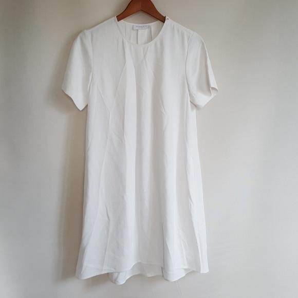 8e0a7788f1 Everlane Dresses & Skirts - Everlane Japanese GoWeave Short Sleeve Aline  Dress